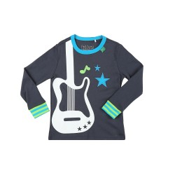 Camiseta Music guitar