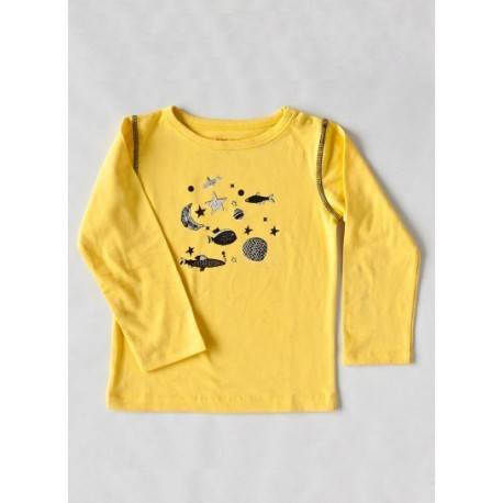 Camiseta Fish & Stars