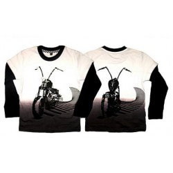 Camiseta Rock Rayas