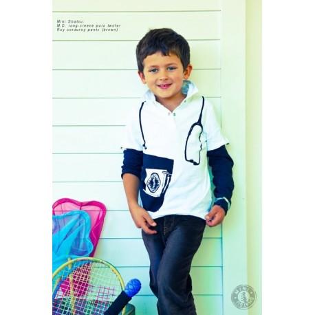 CAMISETA Polo Medico mD