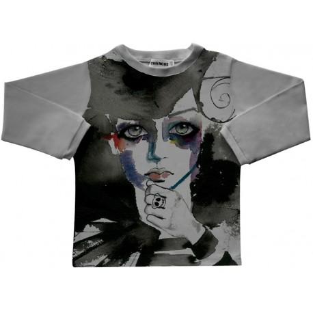 Camiseta Portait