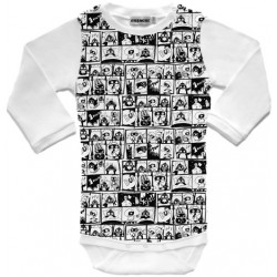 Camiseta Body  comics
