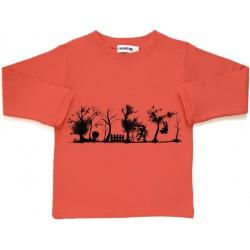 Camiseta m/l Garden