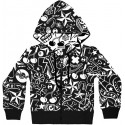 Sudadera Chinche estampado Rock