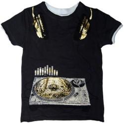 Camiseta Manga Corta DJ Gold