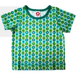 Camiseta Katvig con mini manzanas