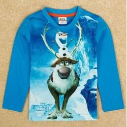 Camiseta Olaf y Swem