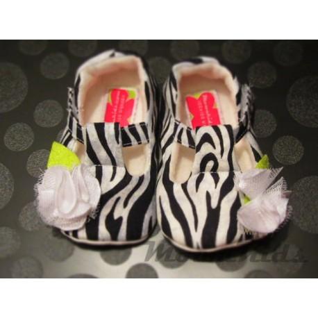 Zapatos Cebra