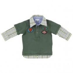 Camisa Polo Absorba VERDE