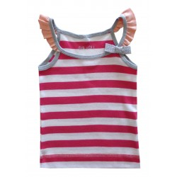 CAMISETA CRYSTAL Stripes