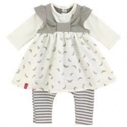 Vestido combi bebe