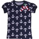 Camiseta Sailor Navy Girl