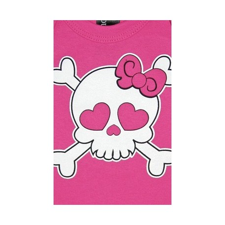 Body Girly Skull