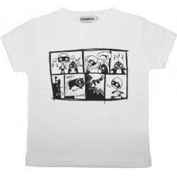 Camiseta m/c Comics