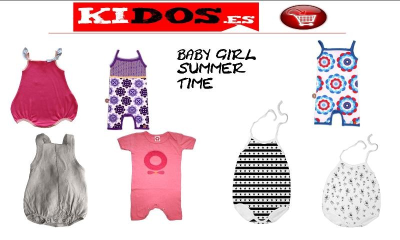 summer baby clothing
